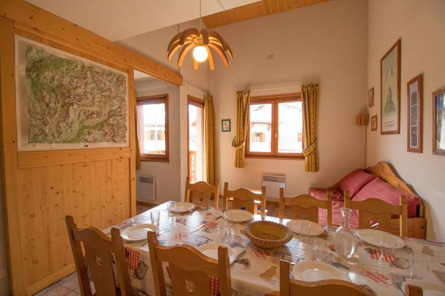 Rent in ski resort 4 room duplex apartment 8 people (333) - Résidence la Combe II - Aussois