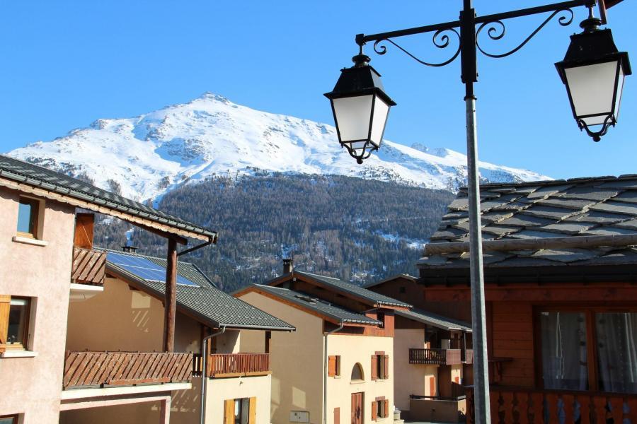 Rent in ski resort 3 room apartment 6 people (320) - Résidence la Combe II - Aussois