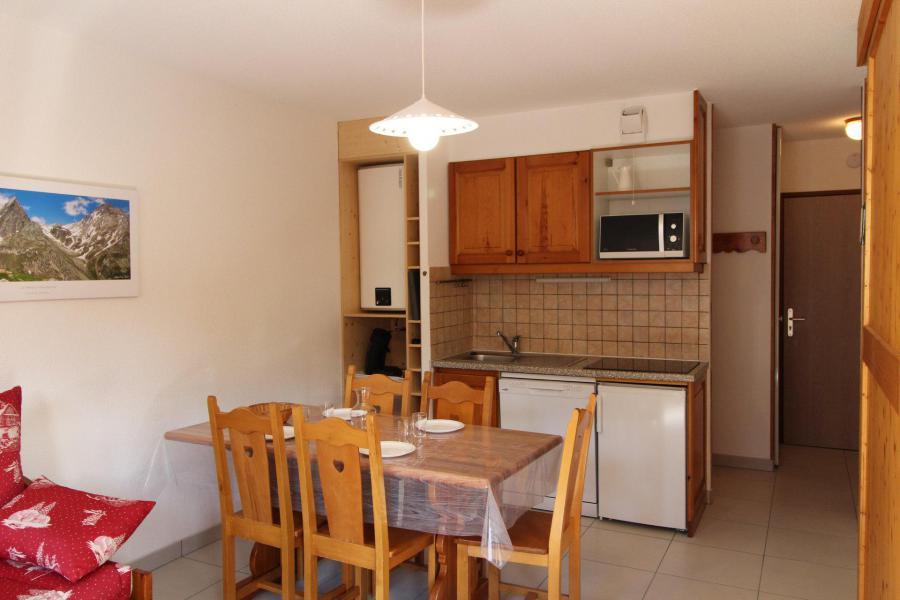 Location au ski Appartement 2 pièces coin montagne 5 personnes - Residence La Combe Ii - Aussois
