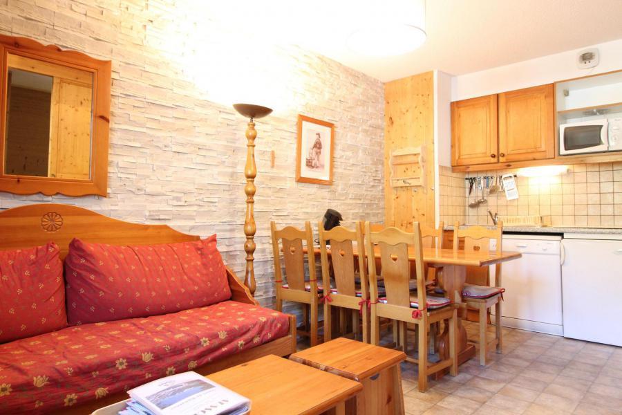 Rent in ski resort 2 room apartment 4 people (304) - Résidence la Combe II - Aussois