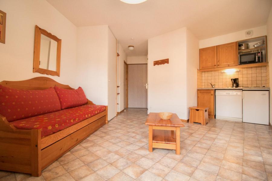 Wynajem na narty Apartament 2 pokojowy 4 osób (306) - Résidence la Combe II - Aussois - Tapczanem