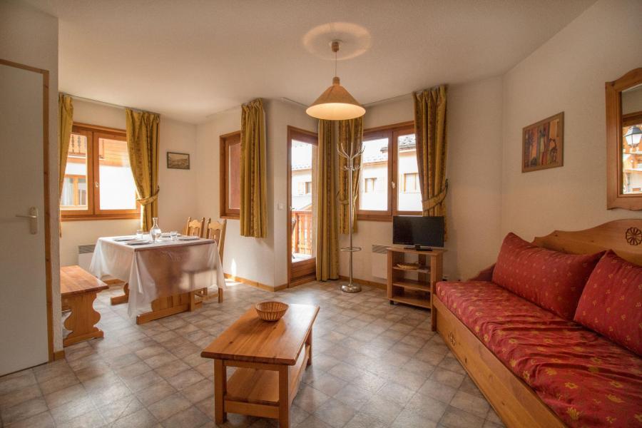 Location au ski Appartement 2 pièces 4 personnes (306) - Résidence la Combe II - Aussois - Séjour