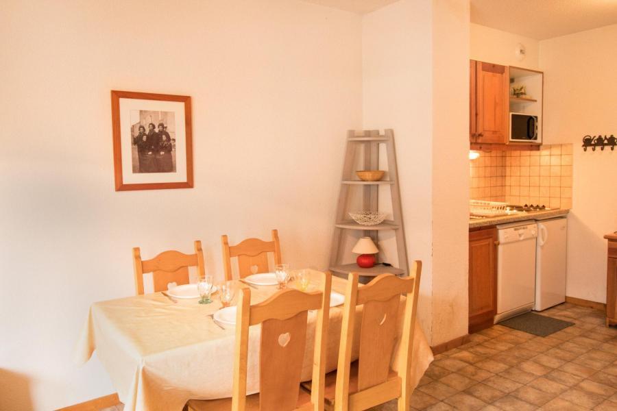 Location au ski Appartement 2 pièces 4 personnes (312) - Résidence la Combe II - Aussois - Cuisine