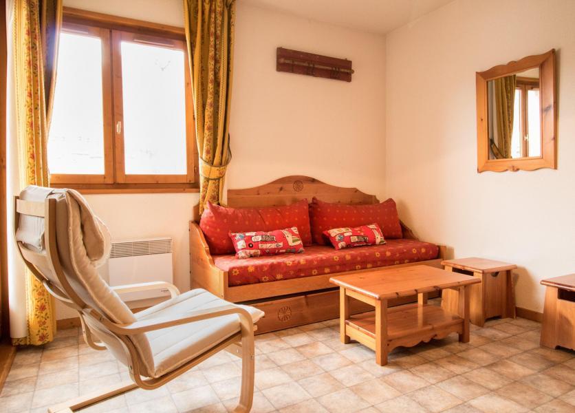 Location au ski Appartement 2 pièces 4 personnes (312) - Résidence la Combe II - Aussois - Séjour