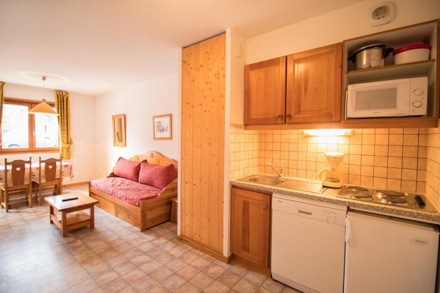 Location au ski Appartement 2 pièces 4 personnes (318) - Résidence la Combe II - Aussois - Cuisine