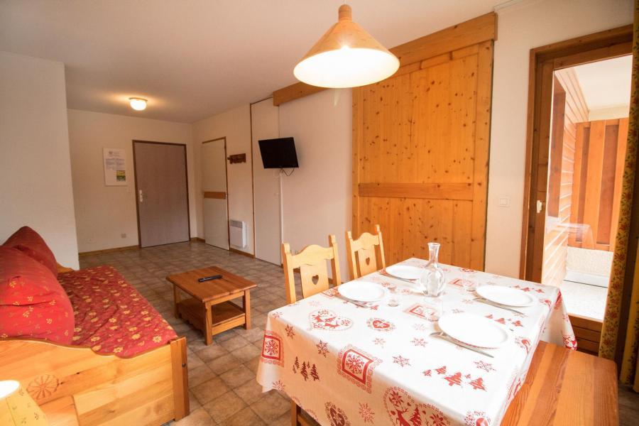 Location au ski Appartement 2 pièces 4 personnes (318) - Résidence la Combe II - Aussois - Séjour