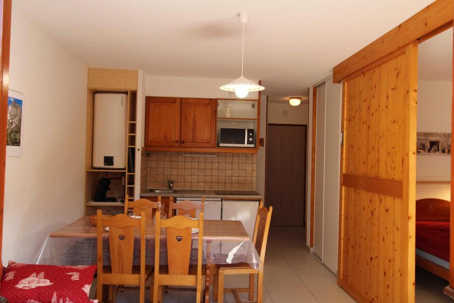 Location au ski Appartement 2 pièces coin montagne 5 personnes - Résidence la Combe II - Aussois - Séjour
