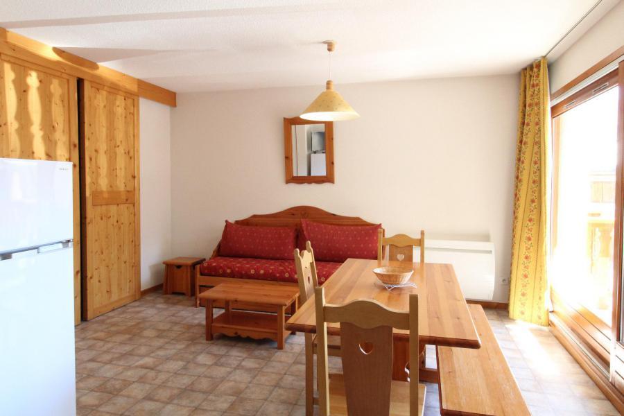 Location au ski Appartement 2 pièces coin montagne 6 personnes (334M) - Résidence la Combe II - Aussois - Séjour