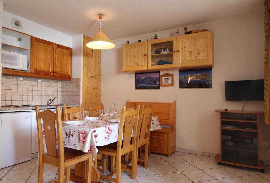 Location au ski Appartement 3 pièces 6 personnes (301M) - Résidence la Combe II - Aussois - Cuisine