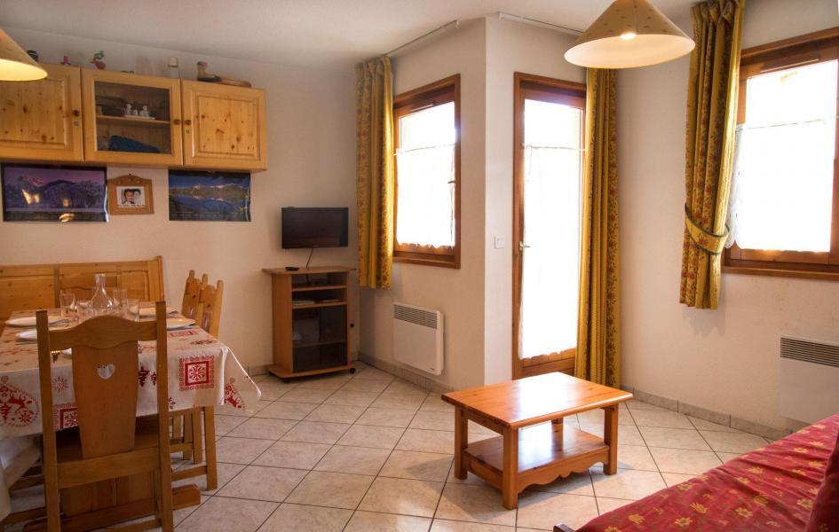Location au ski Appartement 3 pièces 6 personnes (301M) - Résidence la Combe II - Aussois - Séjour