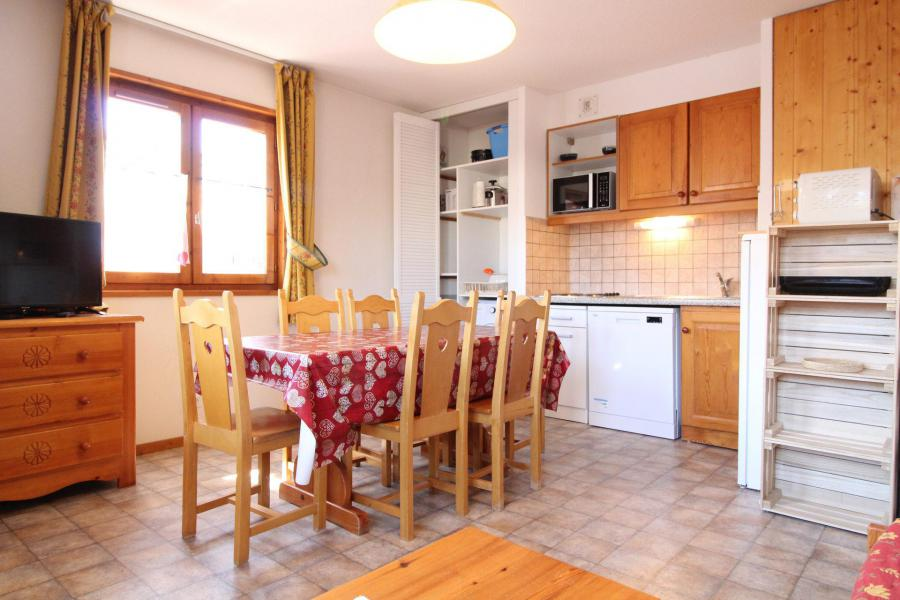 Location au ski Appartement 3 pièces 6 personnes (320) - Résidence la Combe II - Aussois - Cuisine