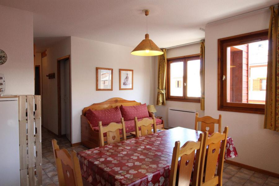 Location au ski Appartement 3 pièces 6 personnes (320) - Résidence la Combe II - Aussois - Séjour