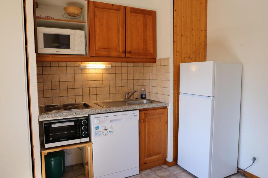 Location au ski Appartement 3 pièces 6 personnes (330) - Résidence la Combe II - Aussois - Cuisine