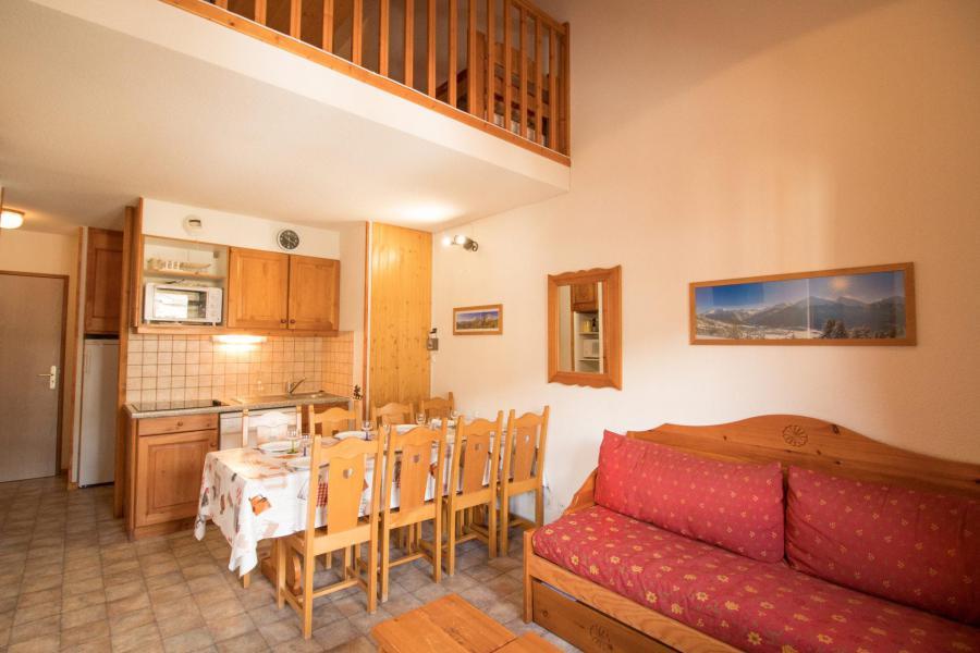 Location au ski Appartement duplex 3 pièces 8 personnes (337) - Résidence la Combe II - Aussois - Cuisine