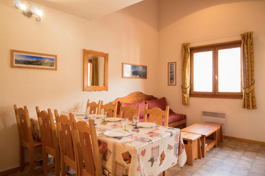Location au ski Appartement duplex 3 pièces 8 personnes (337) - Résidence la Combe II - Aussois - Séjour