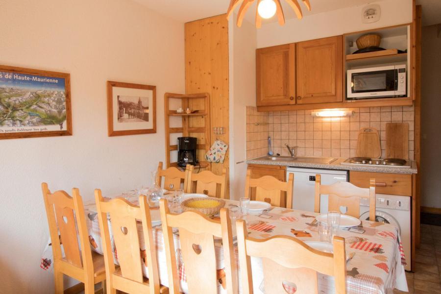 Location au ski Appartement duplex 4 pièces 8 personnes (333) - Résidence la Combe II - Aussois - Cuisine