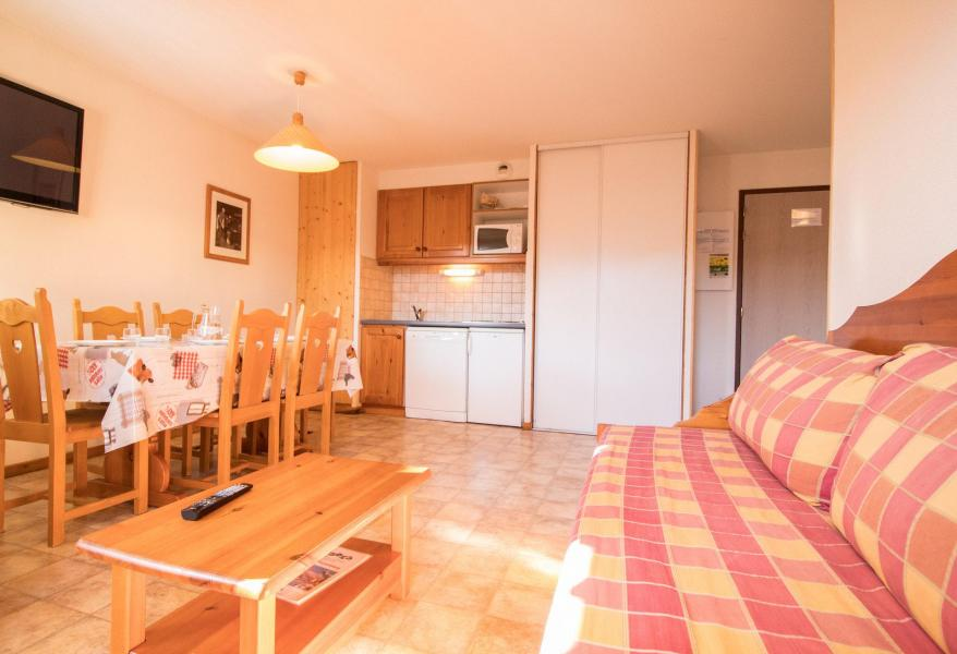 Rent in ski resort 3 room apartment 6 people (431) - Résidence la Combe III - Aussois