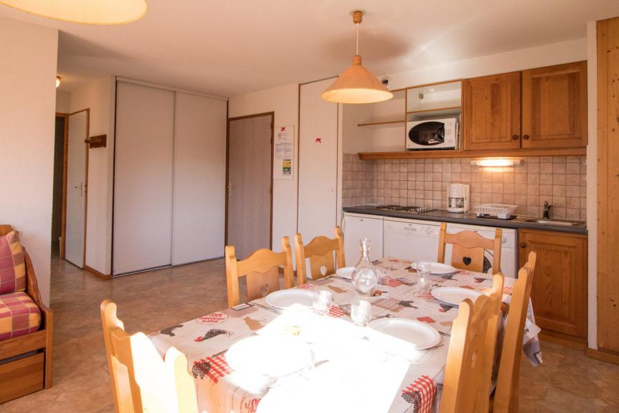 Wynajem na narty Apartament 3 pokojowy 6 osób (433) - Résidence la Combe III - Aussois