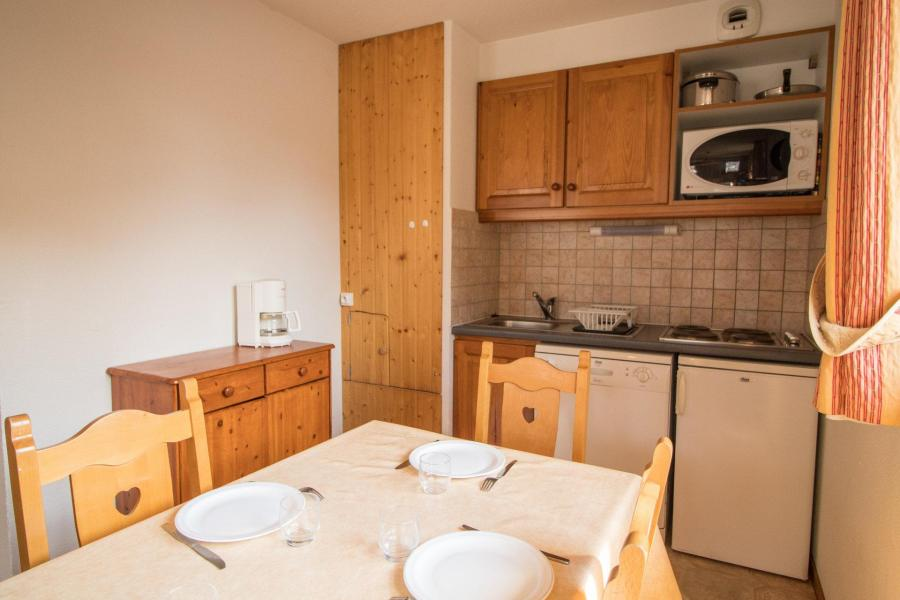Wynajem na narty Apartament 2 pokojowy 4 osób (437) - Résidence la Combe III - Aussois - Apartament