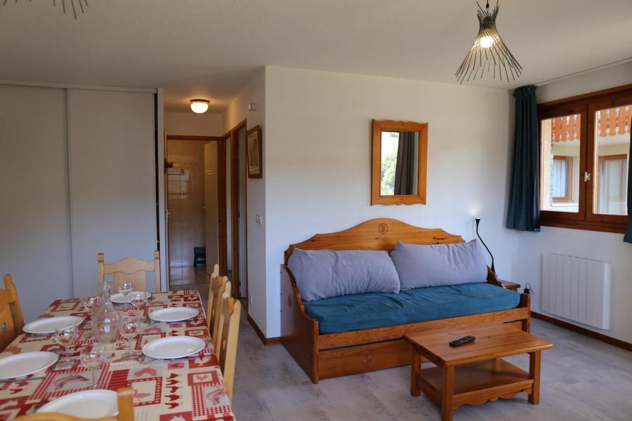 Location au ski Appartement 3 pièces 6 personnes (407) - Résidence la Combe III - Aussois - Séjour