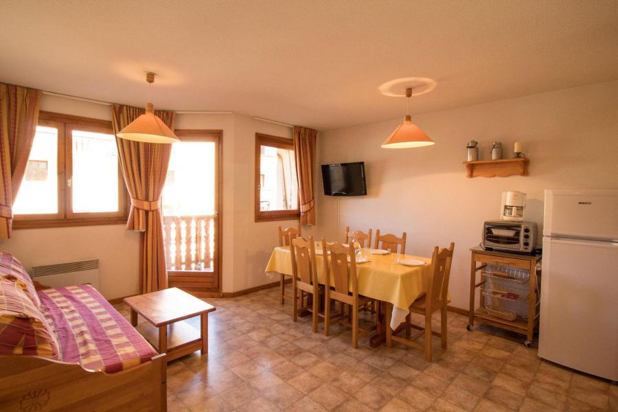 Location au ski Appartement 3 pièces 6 personnes (411) - Résidence la Combe III - Aussois - Séjour