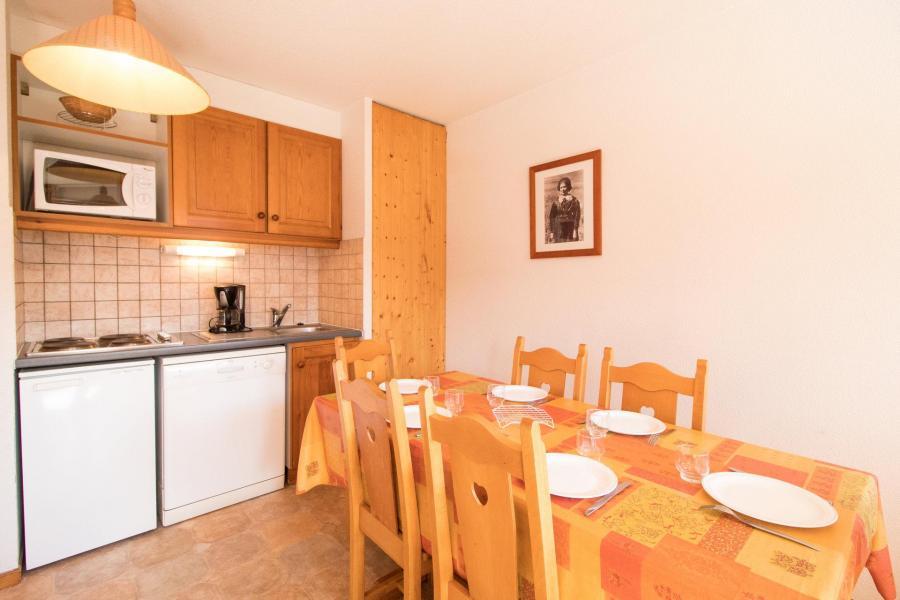Location au ski Appartement 3 pièces 6 personnes (434) - Résidence la Combe III - Aussois - Cuisine