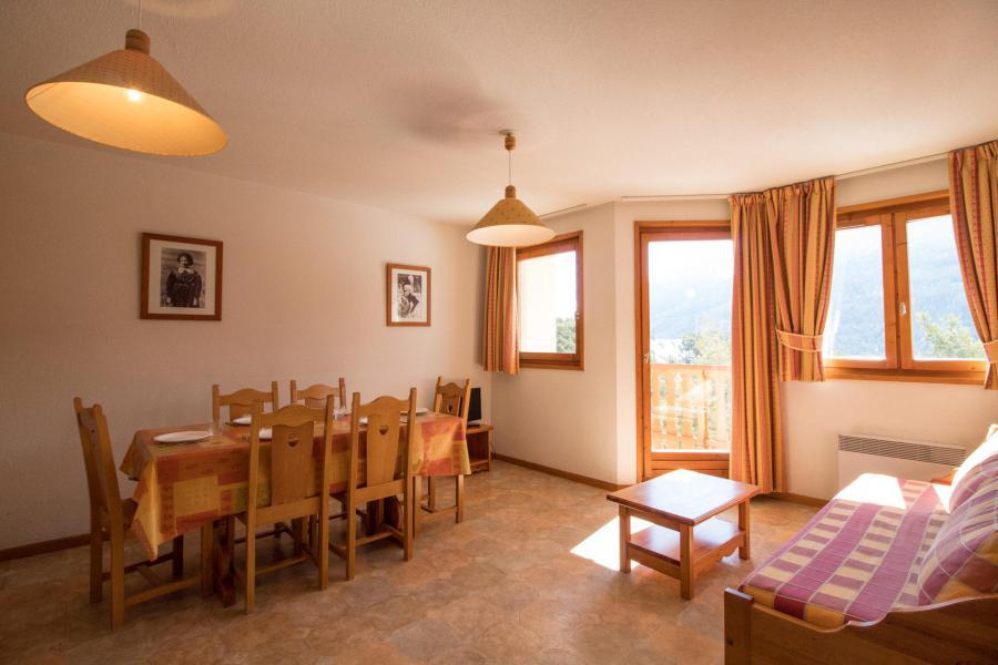Location au ski Appartement 3 pièces 6 personnes (434) - Résidence la Combe III - Aussois - Séjour