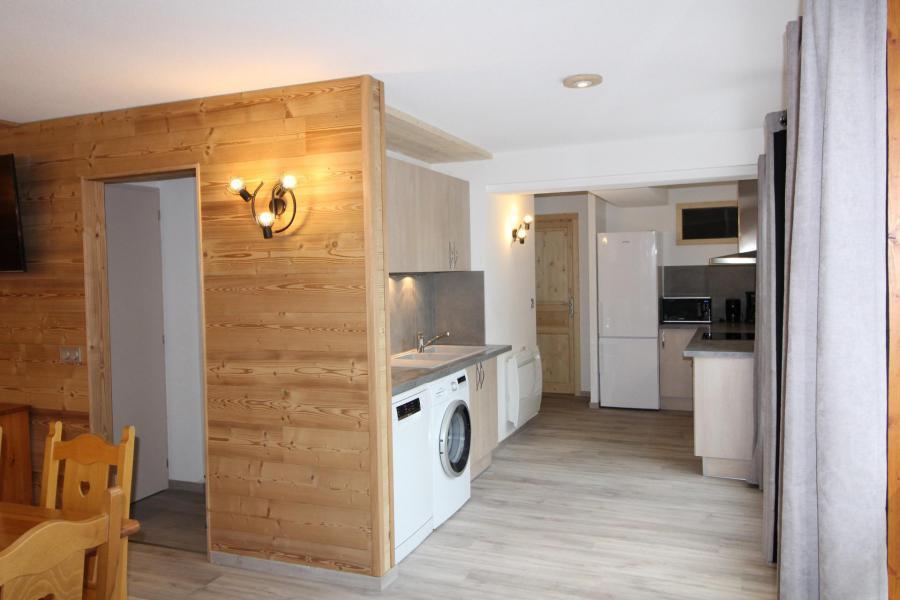 Location au ski Appartement 4 pièces 8 personnes (400) - Résidence la Combe III - Aussois - Cuisine