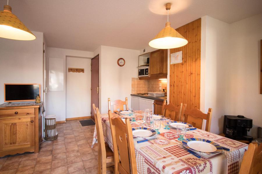 Аренда на лыжном курорте Апартаменты 3 комнат 6 чел. (503) - Résidence la Combe IV - Aussois - Стол