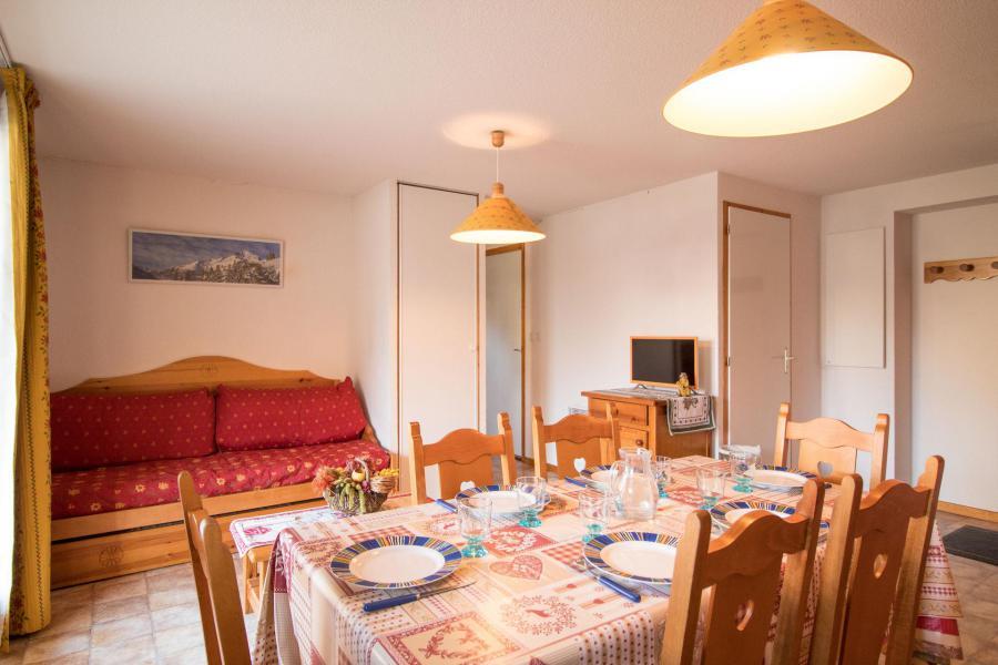 Location au ski Appartement 3 pièces 6 personnes (503) - Résidence la Combe IV - Aussois - Séjour