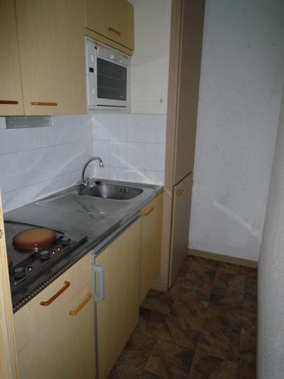 Skiverleih 2-Zimmer-Appartment für 4 Personen (2) - Résidence La Corniche - Aussois - Kochnische