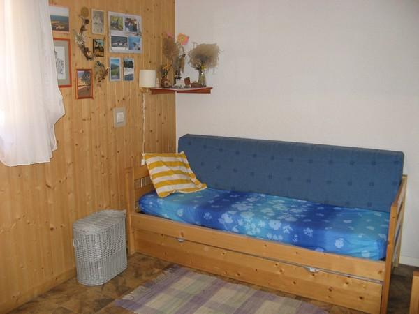 Skiverleih 2-Zimmer-Berghütte für 4 Personen (113) - Résidence La Corniche - Aussois - Wohnzimmer