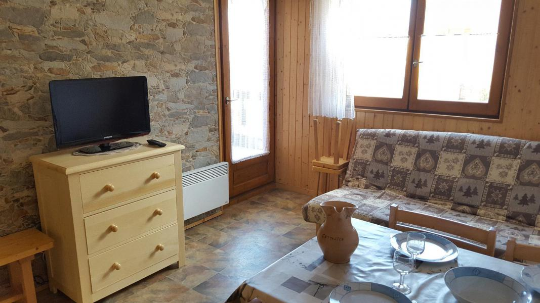 Аренда на лыжном курорте Апартаменты 2 комнат 4 чел. (9) - Résidence La Corniche - Aussois