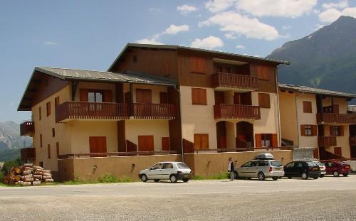 Skiverleih 2-Zimmer-Berghütte für 4 Personen (113) - Résidence La Corniche - Aussois