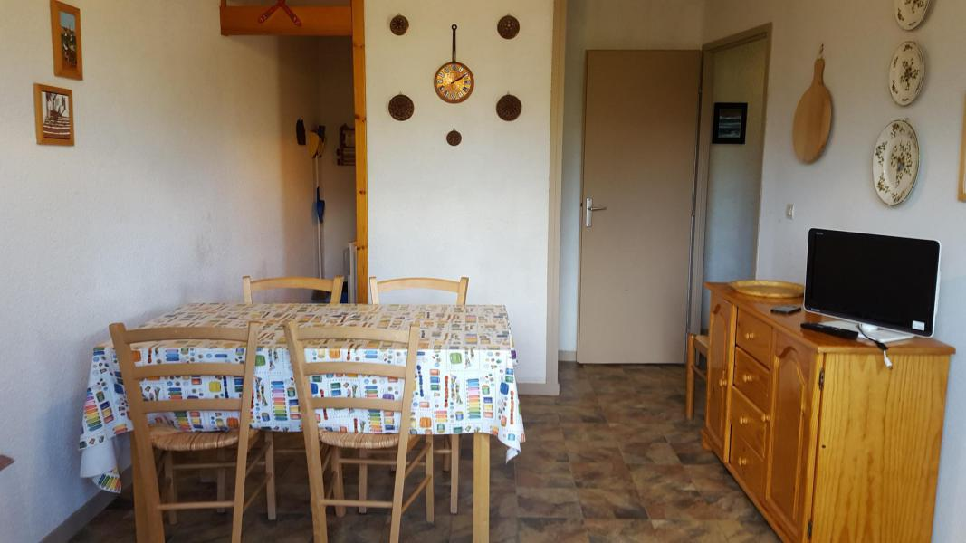 Аренда на лыжном курорте Апартаменты 2 комнат 4 чел. (1) - Résidence La Corniche - Aussois