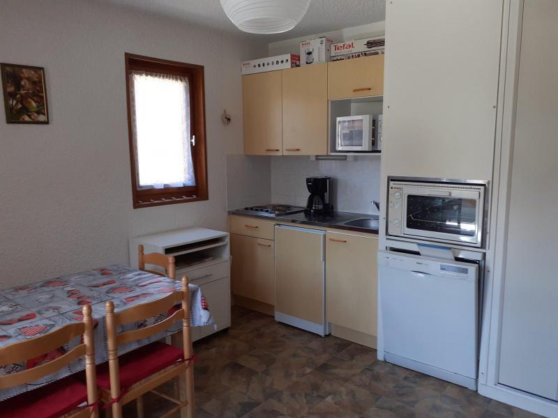 Аренда на лыжном курорте Апартаменты 2 комнат 5 чел. (105) - Résidence La Corniche - Aussois