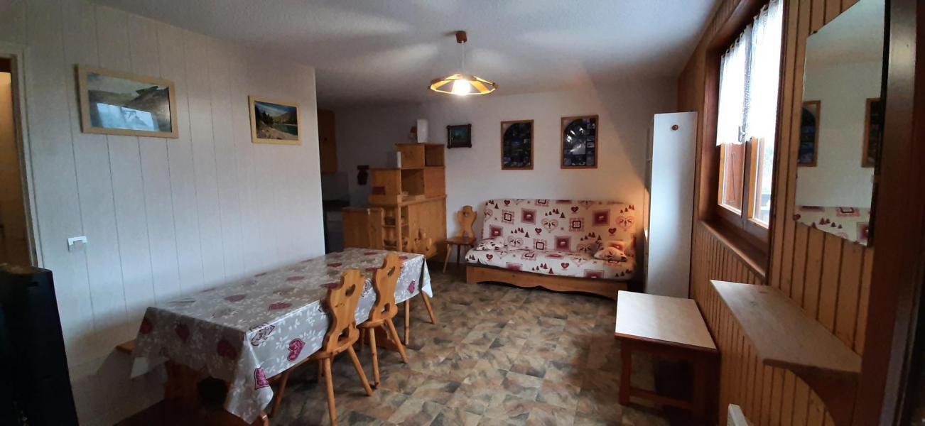 Location au ski Appartement 2 pièces 4 personnes (102) - Résidence La Corniche - Aussois - Table