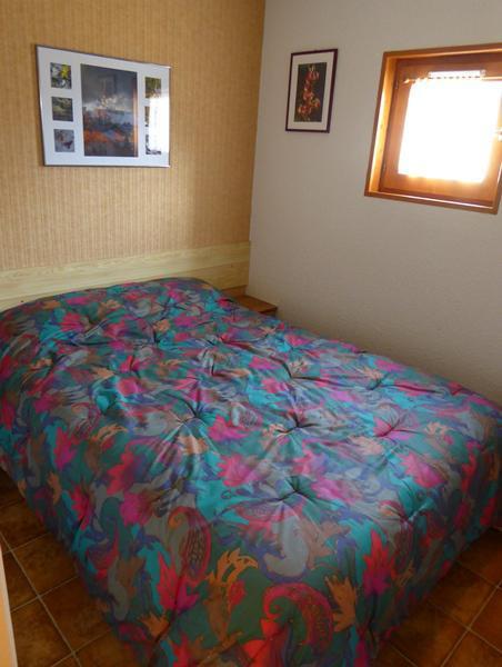 Skiverleih 2-Zimmer-Appartment für 4 Personen (1) - Résidence Le Genevray - Aussois - Schlafzimmer