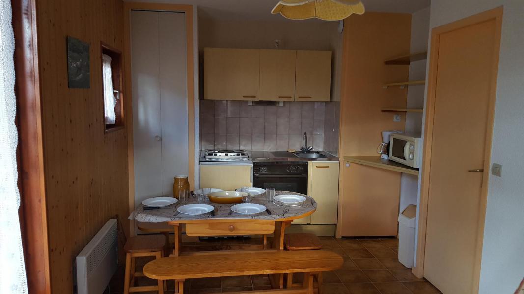 Skiverleih 2-Zimmer-Appartment für 4 Personen (214) - Résidence Le Genevray - Aussois