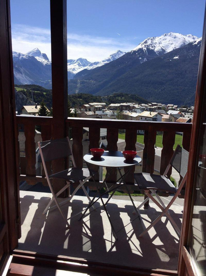 Location au ski Appartement 3 pièces mezzanine 6 personnes (209) - Résidence Le Genevray - Aussois