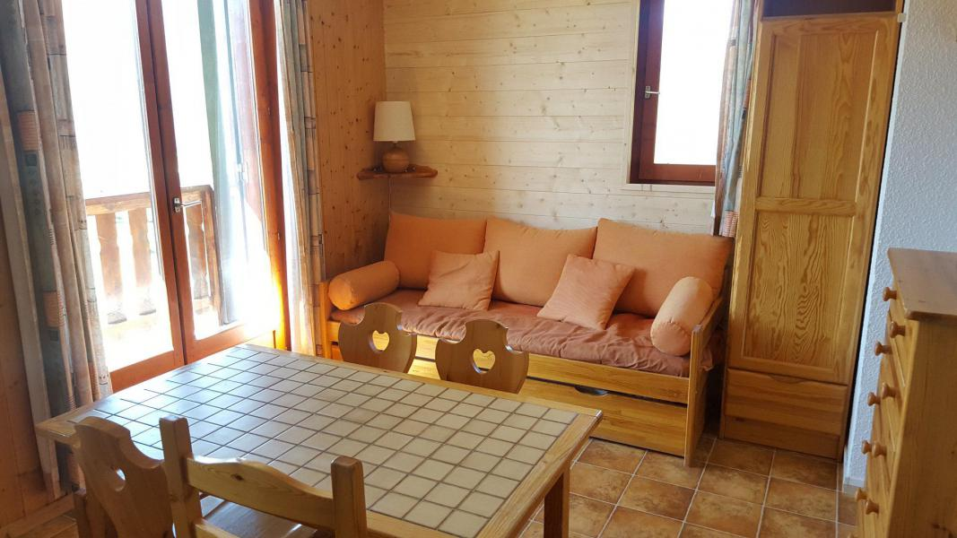 Skiverleih 2-Zimmer-Holzhütte für 4 Personen (114) - Résidence Le Genevray - Aussois