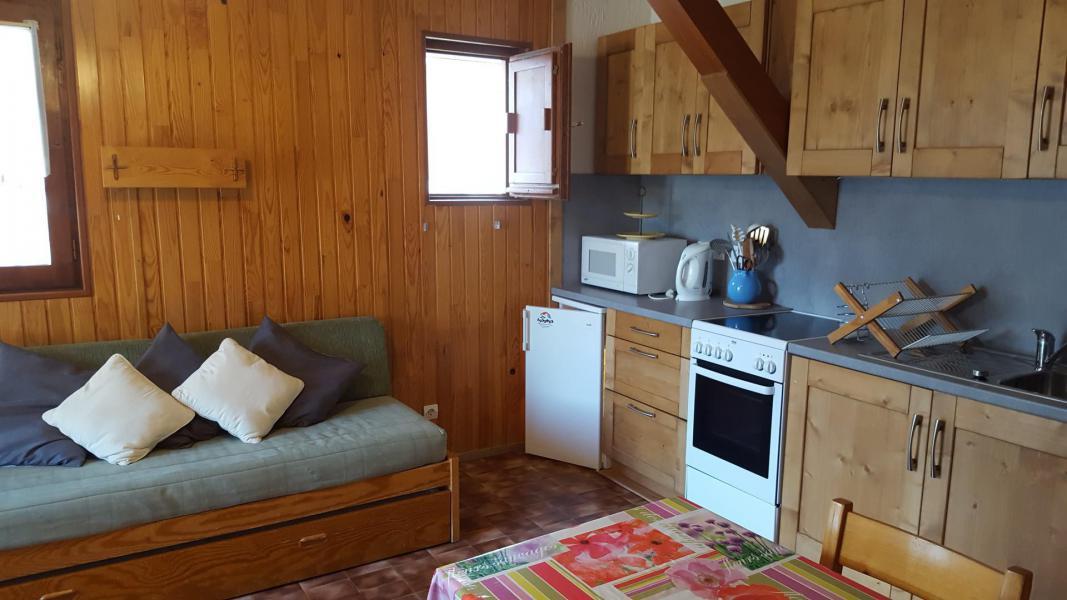 Skiverleih 2-Zimmer-Appartment für 4 Personen (175) - Résidence Les Fleurs - Aussois