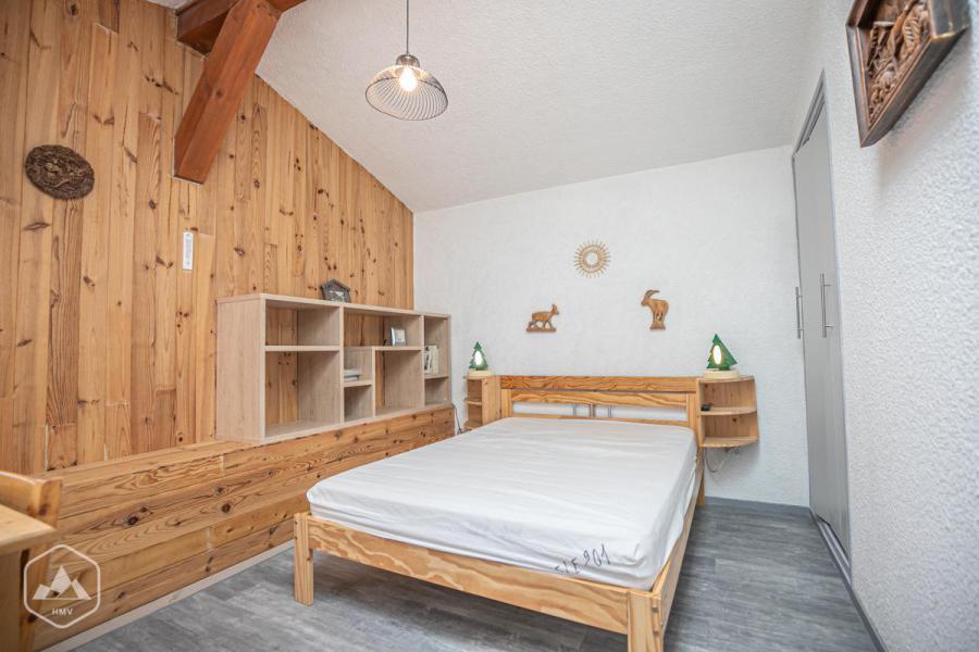Skiverleih 3 Zimmer Maisonettewohnung für 6 Personen (201) - Résidence Les Fleurs - Aussois - Plan
