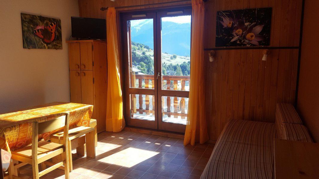 Rent in ski resort Logement 1 pièces 2 personnes (FLE170) - Résidence Les Fleurs - Aussois