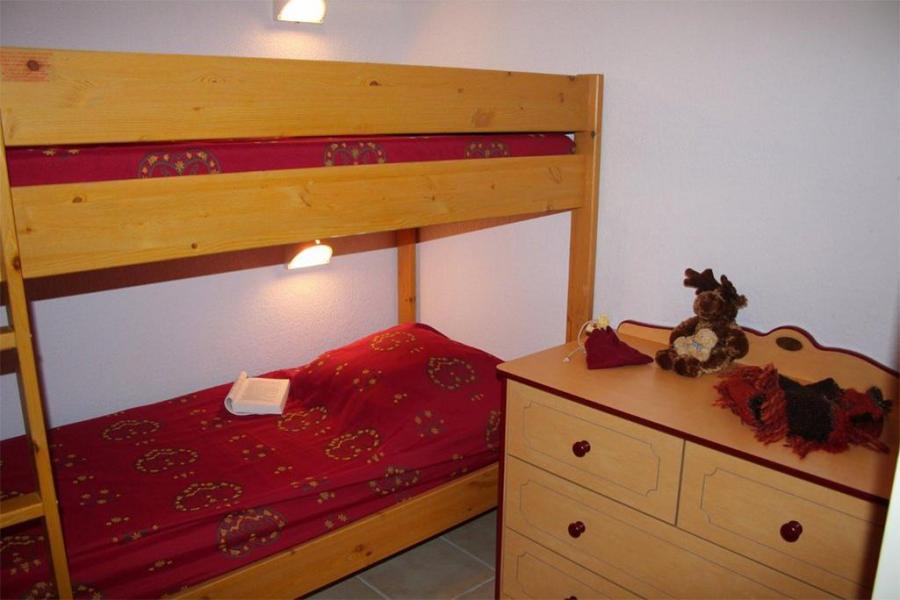 Rent in ski resort Résidence les Flocons d'Argent - Aussois - Bunk beds