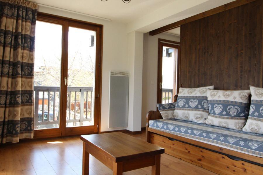Location au ski Appartement 3 pièces 6 personnes (002) - Résidence les Sports - Aussois