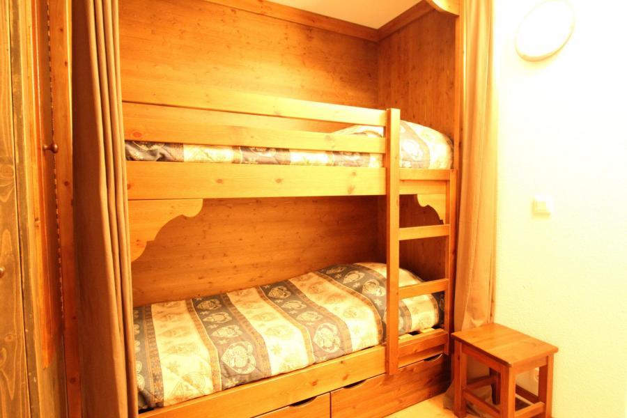 Location au ski Appartement 2 pièces coin montagne 6 personnes (004) - Résidence les Sports - Aussois - Chambre
