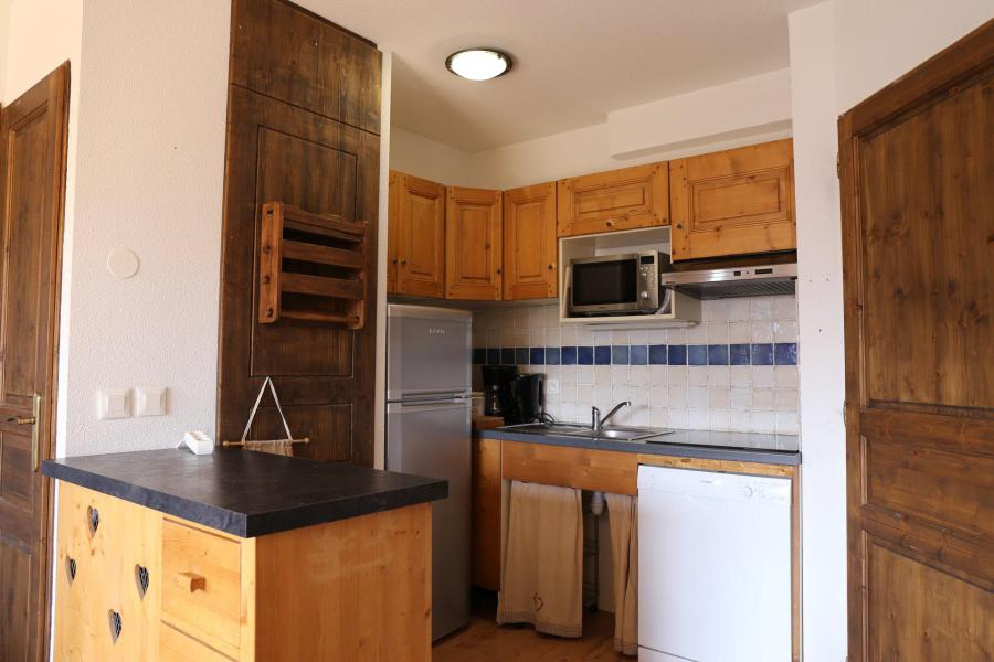 Location au ski Appartement 2 pièces coin montagne 6 personnes (006) - Résidence les Sports - Aussois - Cuisine
