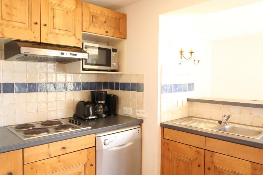 Location au ski Appartement 3 pièces 6 personnes (001) - Résidence les Sports - Aussois - Kitchenette