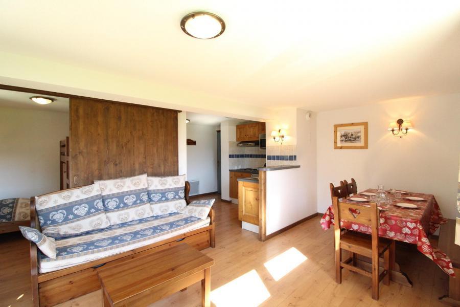 Location au ski Appartement 3 pièces 6 personnes (001) - Résidence les Sports - Aussois - Séjour
